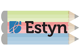 Estyn image - Curriculum reform blog pencil
